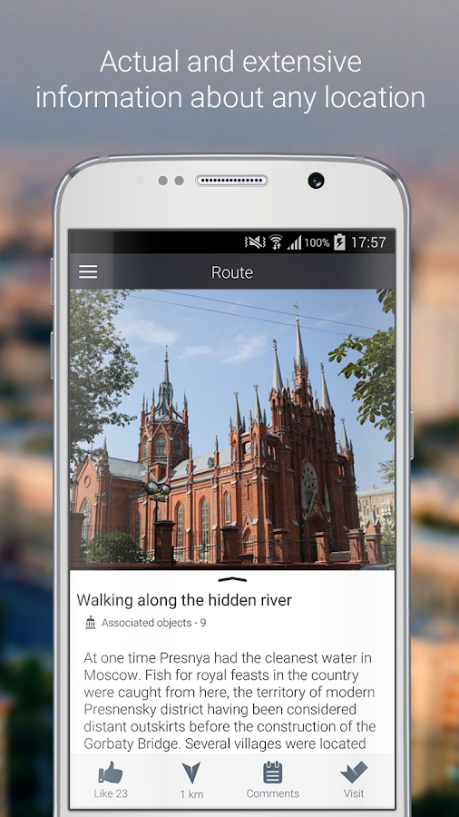 TopTripTip – Moscow- screenshot