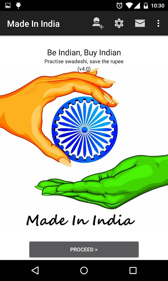 Made In India - Android Apps on Google Play