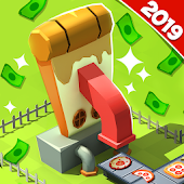 Pizza Factory Tycoon - Idle Clicker Game Android APK Download Free By Mindstorm Studios