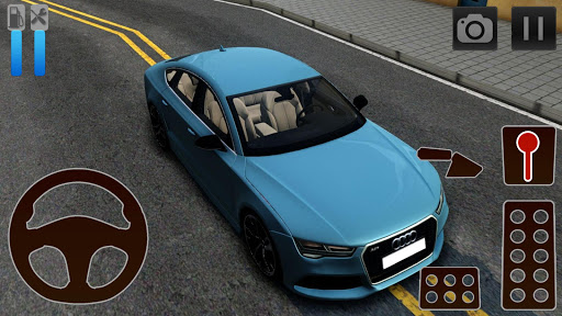 Real Car Driving Simulation 18  screenshots 3