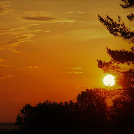 by Roald Heirsaunet - Landscapes Sunsets & Sunrises