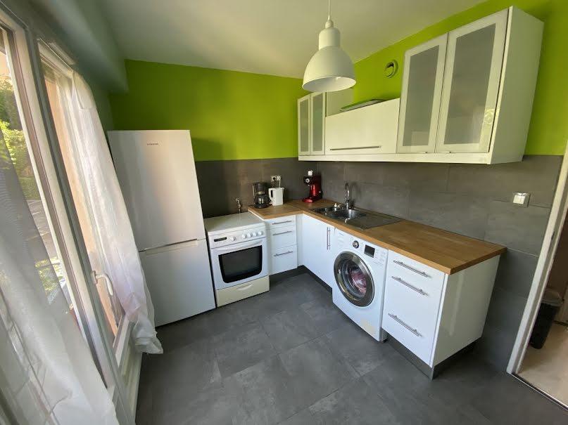 Vente appartement 2 pièces 50 m² à Nice (06000), 229 000 €