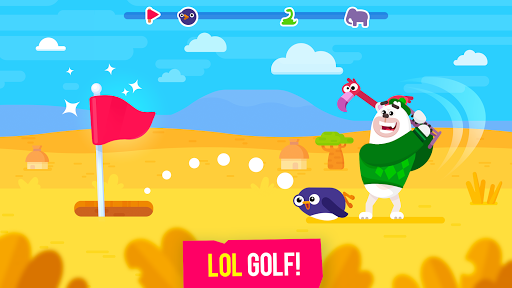 Golfmasters - Fun Golf Game 1.1 screenshots 1