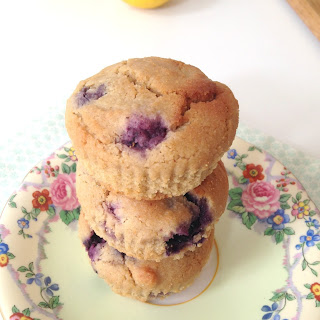 Grain-Free Blueberry and Lemon Muffins Recipe
