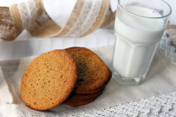 Great Aunt Mary's Ginger Cookies Recipe