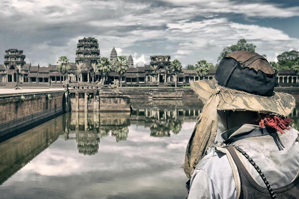 Angkor Wat di Roberto Pazzi Photography