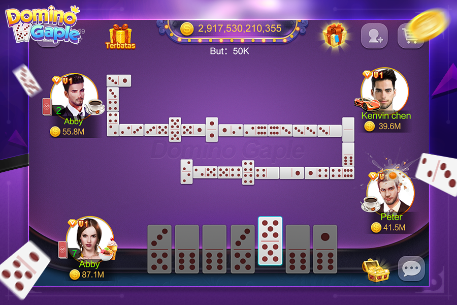 Domino Gaple Online Apk 2 9 10 Download Free Games Apk Download