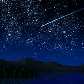meteor live wallpaper