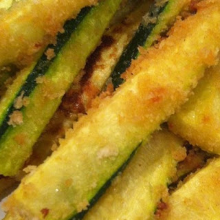 Oven Baked Zucchini Fries Recipe
