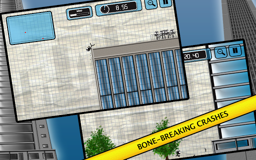 Stickman Base Jumper screenshot 15