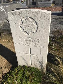 William Murtagh grave