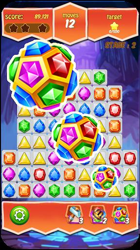New Diamond Match 3 Games apkmind screenshots 2