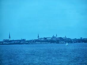 Photo: Tallinn on a grey day