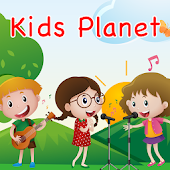 Kids Planet Songs, Stories & Rhymes