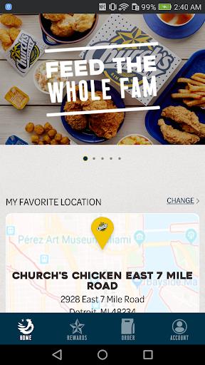 Church's Chicken ss2