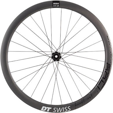 DT Swiss HGC 1400 Spline 42 Rear Wheel -  700, 12 x 142, Center-Lock, HG/XDR, Black alternate image 2