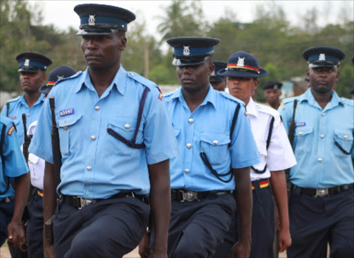 Police officers banned from preaching in uniforms