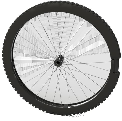 Traverse tire