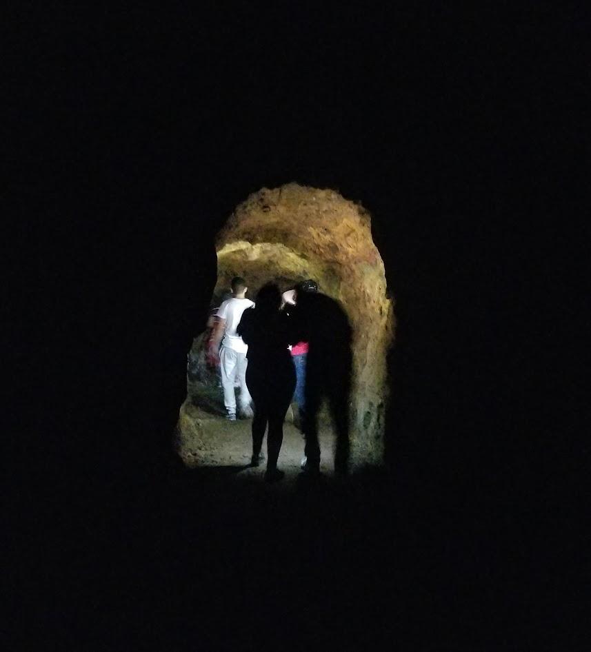 Túnel Jardín de Rocas