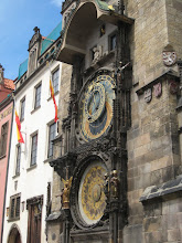 Photo: The astronomical clock