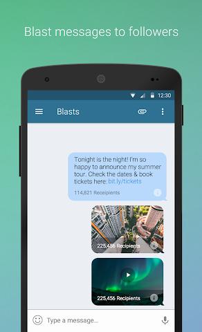 android KingsChat SuperUser Screenshot 2