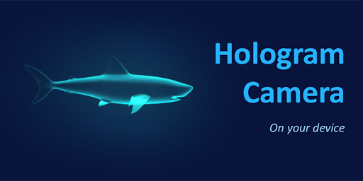 3D Hologram Shark Simulator