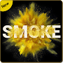 Smoke Effect Name Art APK icon