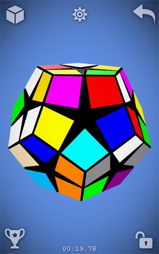 Magic Cube Puzzle 3D 1.16.4 screenshots 23