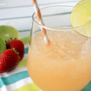 Kiwi Strawberry Cocktail.