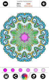 free coloring book colorzen screenshot thumbnail - Free Coloring Book Apps