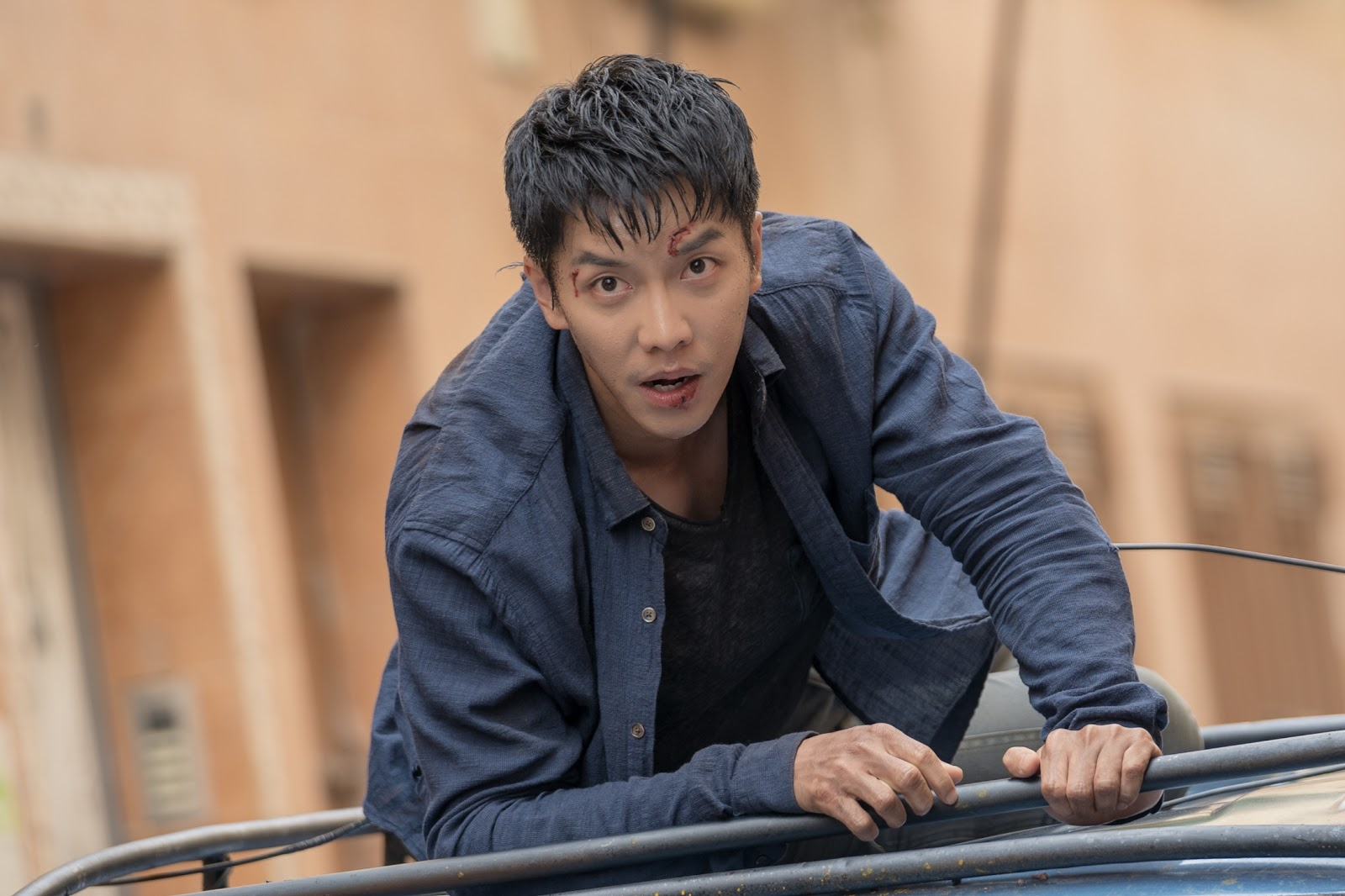 vagabond cast director 1
