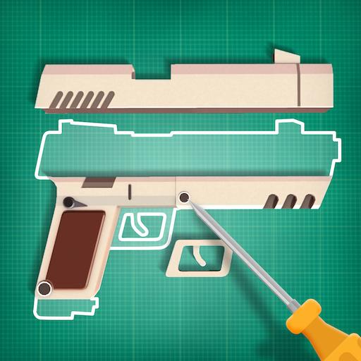 Gun Builder 3D