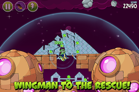 Angry Birds Space 2.2.14 Mod APK (Unlimited) 3