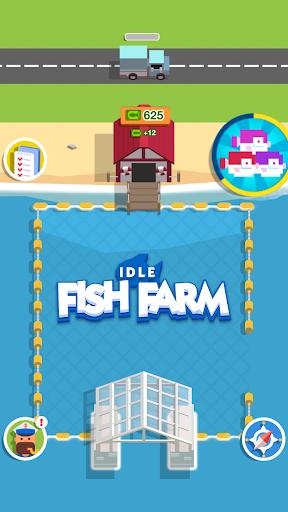 Télécharger Gratuit Idle Fish Farm APK MOD (Astuce) screenshots 3