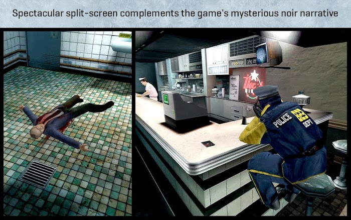 Fahrenheit: Indigo Prophecy Remastered Apk