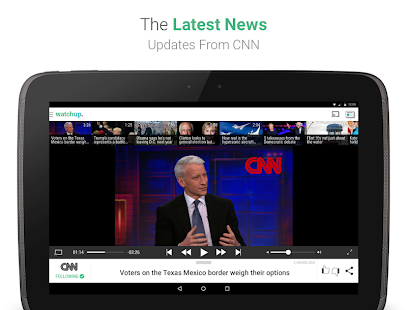 Watchup: Video News Daily Screenshot 9