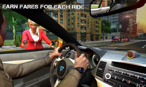 Pro TAXI Driver Crazy Car Rush 1.0.4 screenshots 2