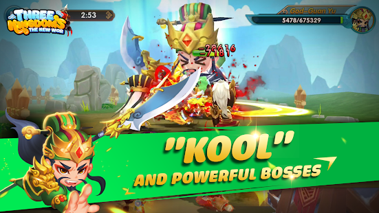 How to hack Three Kingdoms: The New War for android free