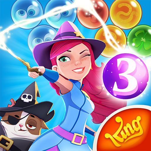 Bubble Witch 3 Saga APK Cracked Download