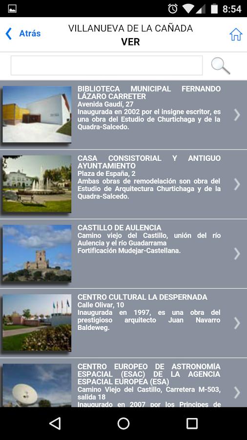 Villanueva de la ca ada android apps on google play - Cb villanueva de la canada ...