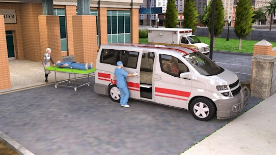 Survival Ambulance Rescue Driving : Fly Helicopter 5