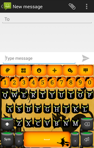 Halloween Keyboard