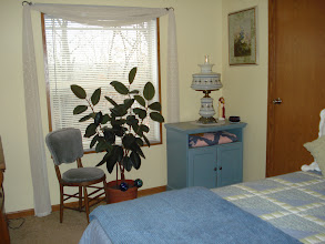 Photo: Bedroom 2: 12x10. View of lake from this window.