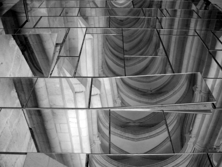La chiesa degli specchi di Creart