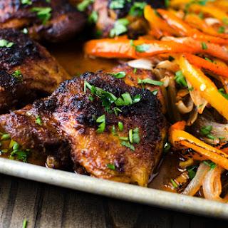 Easy Oven-Baked Chicken Fajita Recipe