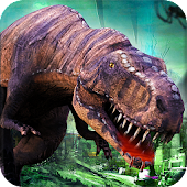 Real Dinosaur City Attack Sim