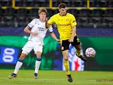 Thomas Meunier niet echt blij met zijn eerste seizoen bij Dortmund