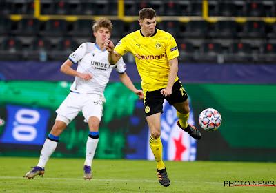 """Meunier vergelijkt Dortmund zelfs met PSG: """"Ik zie dag na dag dat het niveau gelijkaardig is"""""""