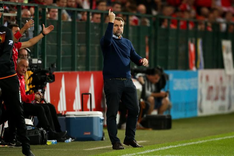 """Bernd Hollerbach après Standard-STVV : """"La victoire est totalement méritée"""""""