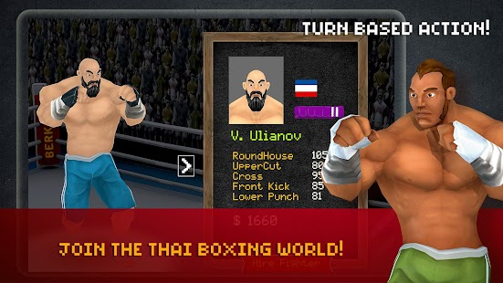 Thai Boxing League- screenshot